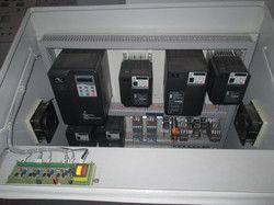 Servo System Control Panel (Drive & Motor)