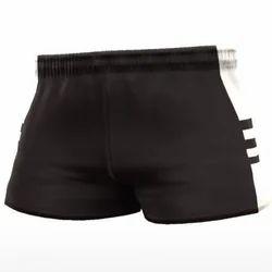 Ladies Black Shorts