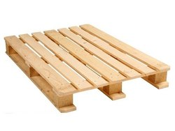 Seasoned Wooden Pallets