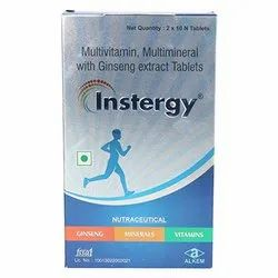 Multivitamin Multimineral With Ginseng Extract Tablets