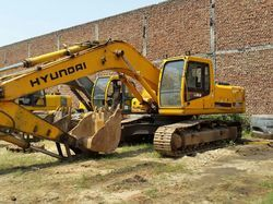 Used Spare Parts of Excavator Hyundai R-300