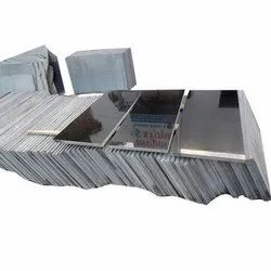 South India Absolute Black Granite Tiles, For Flooring, Packaging Type: Seaworthy Wooden Crates