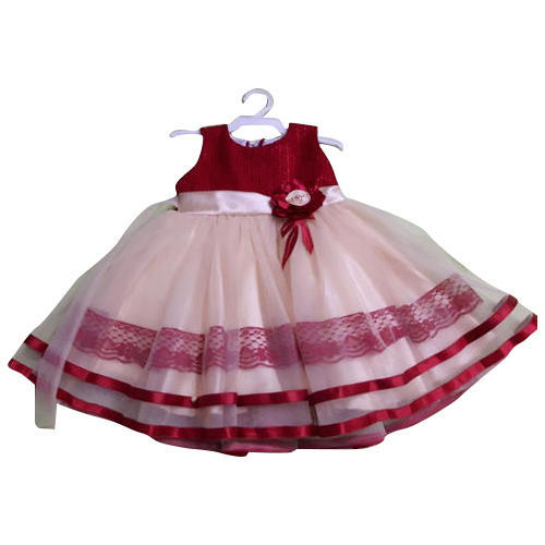 42c3edfd88 Baby Girl Party Wear Designer Frock at Rs 250  piece