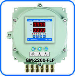 Dual Channel Combustible Gas Monitor