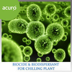 Biocide & Biodispersant for Chilling Plant