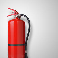 Mild Steel A B C Dry Powder Type Portable Fire Extinguishers