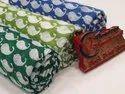 Indian Jaipuri Print Hand Block Printed Dress Fabric