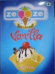 ZOZO ICE CREAM VANILLA
