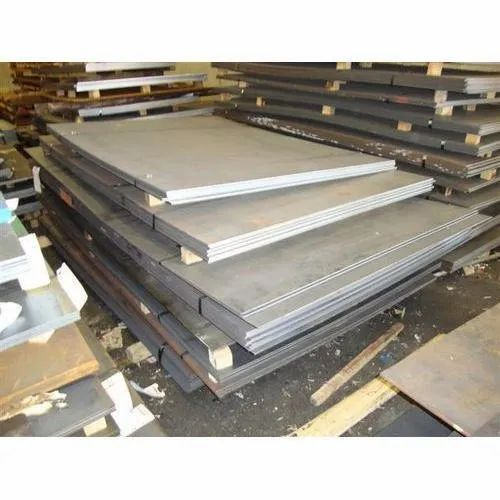 Hot Rolled Plates