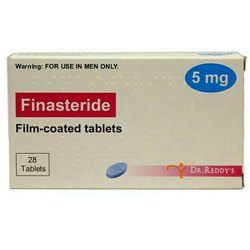 Finasteride 5mg Tablet