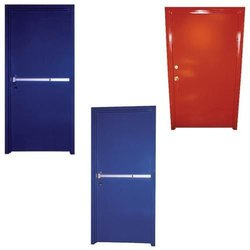Fire Resistant Steel Doors