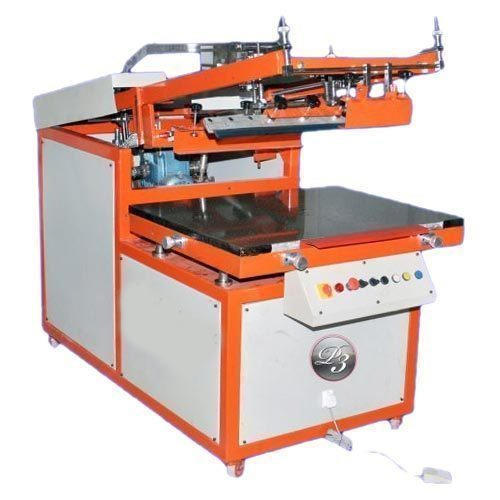 Pneumatic Screen Printing Machines, Capacity: 600 - 800 Piece Per Hours