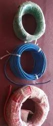 Electrical Wires(4mm, 5mm, 8mm), 12v, Insulation Thickness: 2mm