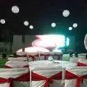 LED Wall Wedding Backdrop
