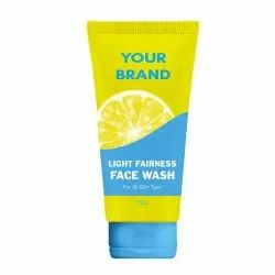 Light Fairness Face Wash