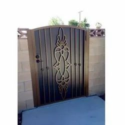 4 Feet Stainless Steel Safety Hinged Gate