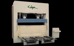 Hydraulic Cold Press (KI-CP-8/4)