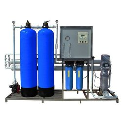 1000 LPH Industrial Water Purifier