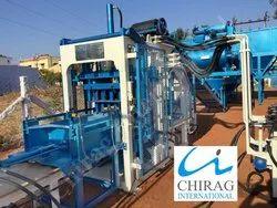 Chirag Next-Gen Cement Block Machine