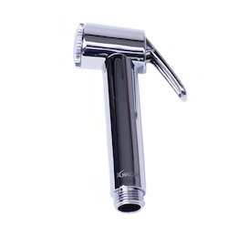 silver Stainless Steel Health Faucet Head (Victor Chrome) HL-054HFS, For Jet Pump