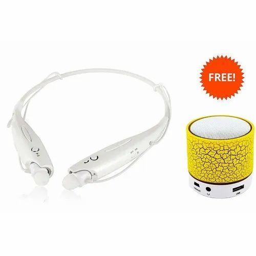 HBS-730 Neckband Bluetooth Headphones Earphone