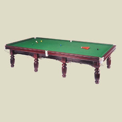 Custom Snooker Table