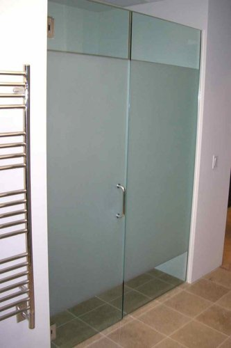 Flat Glass Shower Cubicle