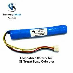 Trusat Pulse Oximeter NIMH Battery