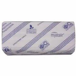 Single Ply Folded Paper Towel