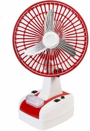Rechargeable DC Fan 6V