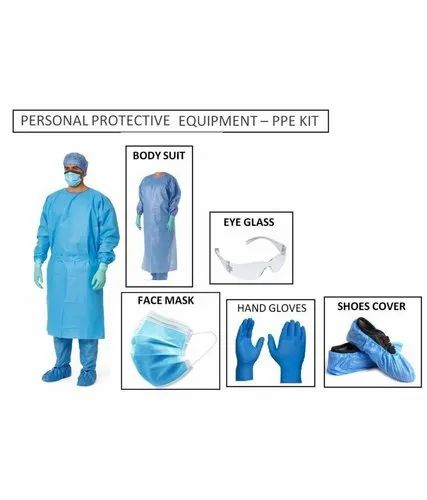 PPE Kits (Gown Type)