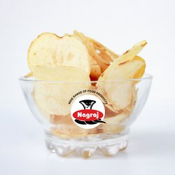 Fried Classic Salted Potato Chips, 3kg plastic bag, Packaging Size: 3kgs And 200gms