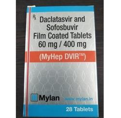 MyHep DVIR - Daclatasvir and Sofosbuvir 60 mg / 400 mg