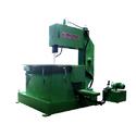 Automatic Tyre Cutting Vertical Band Saw Machine