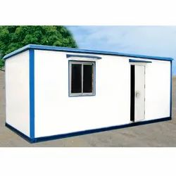 Prefabricated E-Room Cabin