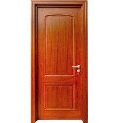 Malaysian Solid Wooden Door