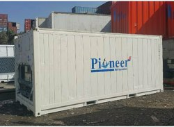 Reefer Container on rent lease hire