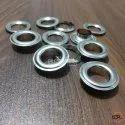 No. 28 Brass Eyelets & Washers Polished