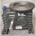 Bevel Flange Cast Iron Aerator Gearbox, For Industrial