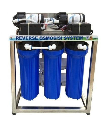 Reverse Osmosis System, Capacity: 200-500 (Liter/hour)