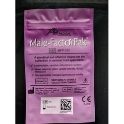 Male Factor Pak, For Hospital And Clinic