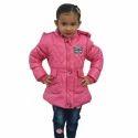 Casual Wear Kids Pink Jacket, Packaging Type: Packet