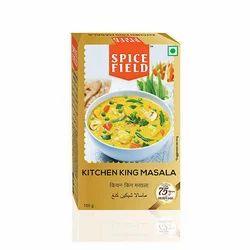 Kitchen King Sabji Masala, Packaging Size: 200g, Packaging Type: Packet