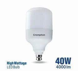 Crompton 40w B22 White LED Bulb