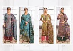 Ladies Salwar Suits Material