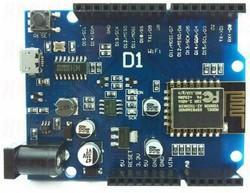 Arduino Compatible WEMOS D1 R2 WIFI ESP8266 Shield