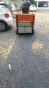 Battery Operated Sweeper For Mall