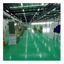 Polyurethane Floor Coating Service