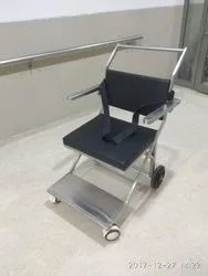 S.S. M.R.I Patient Wheel Chair