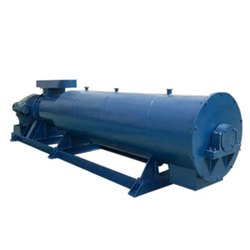 Centrifugal Horizontal Fertilizer Granulation Machine